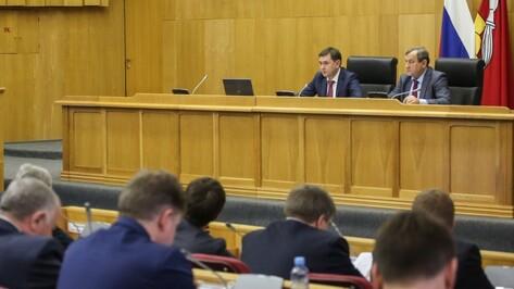 Воронежская облдума усовершенствовала региональный закон о защите прав дольщиков