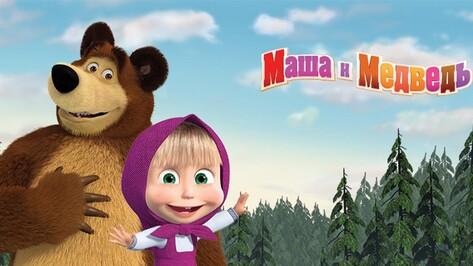 В России закрылся мультсериал «Маша и Медведь»