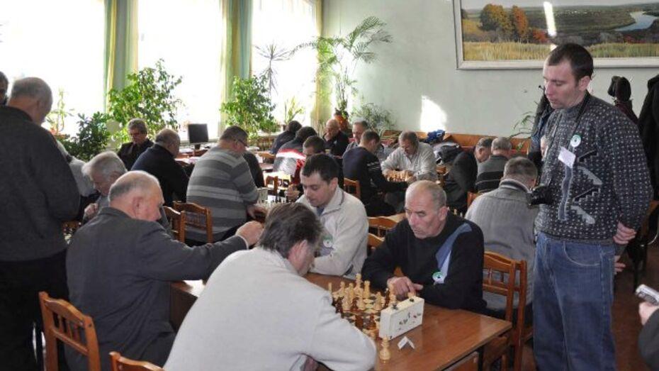 В Павловске прошел 13-й областной фестиваль «Сельские шахматы»