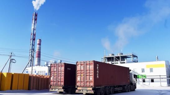 Впервые в Китай отправили продукцию с Калачеевского сырзавода