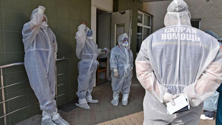 Еще 312 больных коронавирусом выявили в Воронежской области