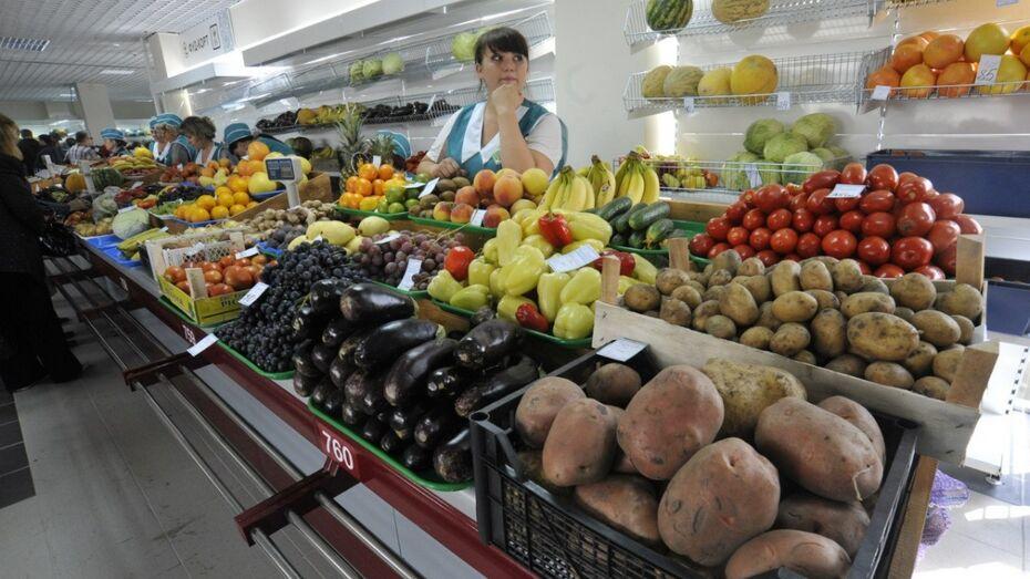 В Воронеже после Нового года сильно подорожали овощи