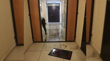 Пожарная проверка привела к потопу в воронежской многоэтажке