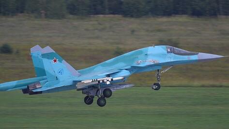 Обе эскадрильи Су-34 из воронежского «Балтимора» перебазировали на оперативные аэродромы