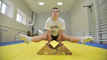 Воронежский гимнаст завоевал 4 «золота» на Всемирных играх для людей с синдромом Дауна