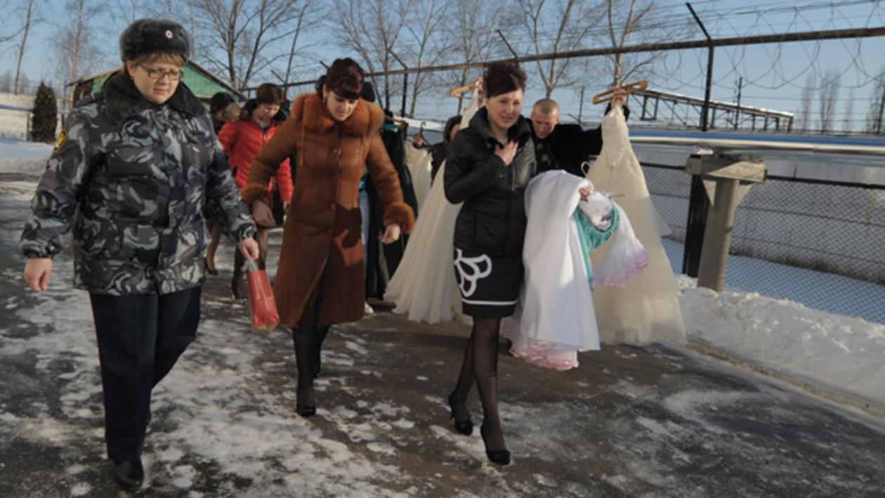 В Воронежской области прошел первый в стране конкурс красоты в колонии