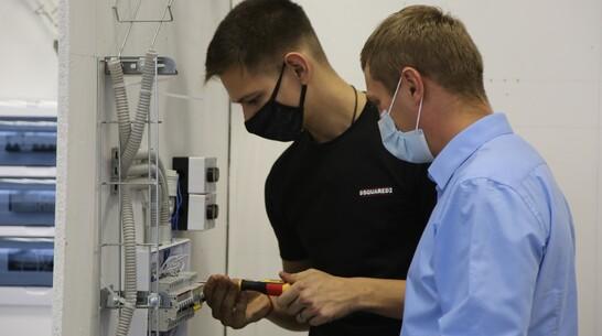 В Нововоронеже открылся учебный центр по методике WorldSkills