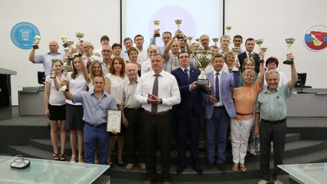 В Межвузовской универсиаде Воронежской области третий раз победил ВГАСУ
