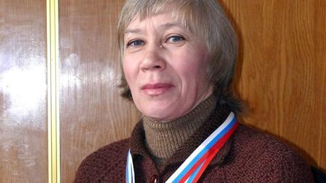 Рамонская спортсменка победила на чемпионате России среди ветеранов спорта