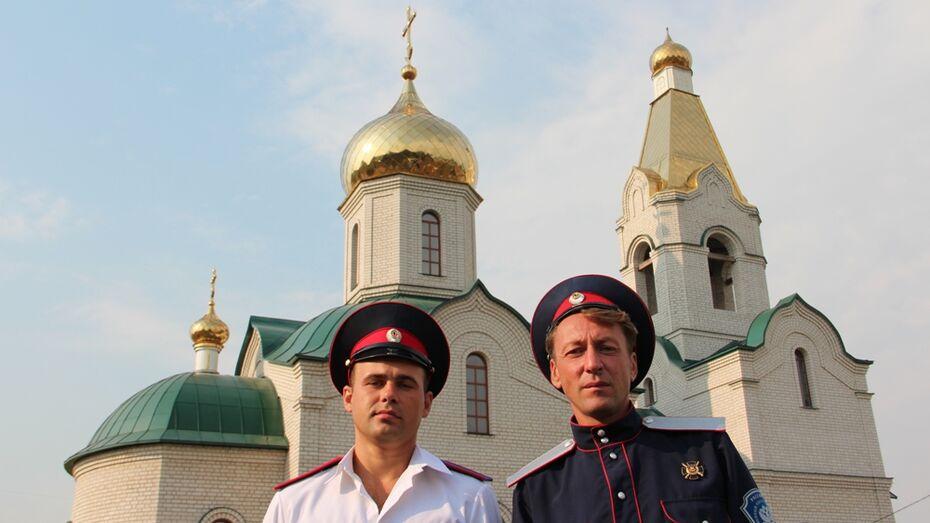 Казачий праздник пройдет в воронежском микрорайоне Подгорное