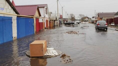Воронежские спасатели назвали вероятные места подтоплений