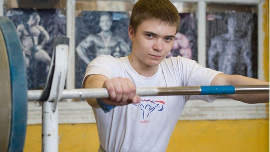 Лискинский тяжелоатлет стал претендентом в сборную России