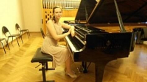 Павловская пианистка завоевала первое место в международном конкурсе в Германии