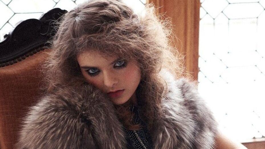 Воронежская модель появилась на страницах португальского Vogue