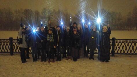 Воронежцы почтили память актера Алана Рикмана