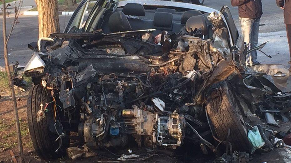 Дело о 4 жертвах аварии на Ленинском проспекте Воронежа закрыли