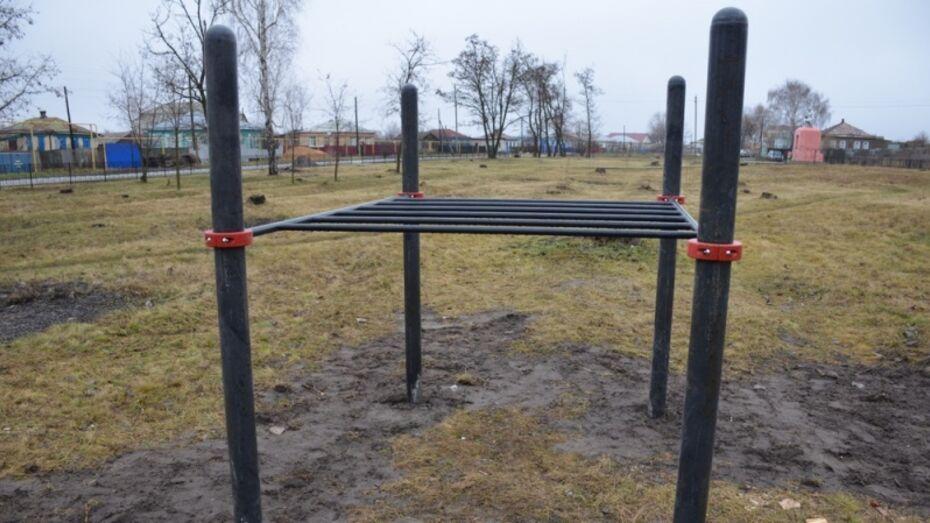 Хохольский спортивно-культурный центр «Костенки» закупит тренажеры