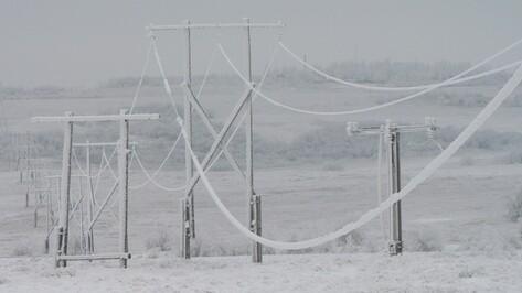 Воронежские энергетики помогли ликвидировать последствия урагана в Ростовской области