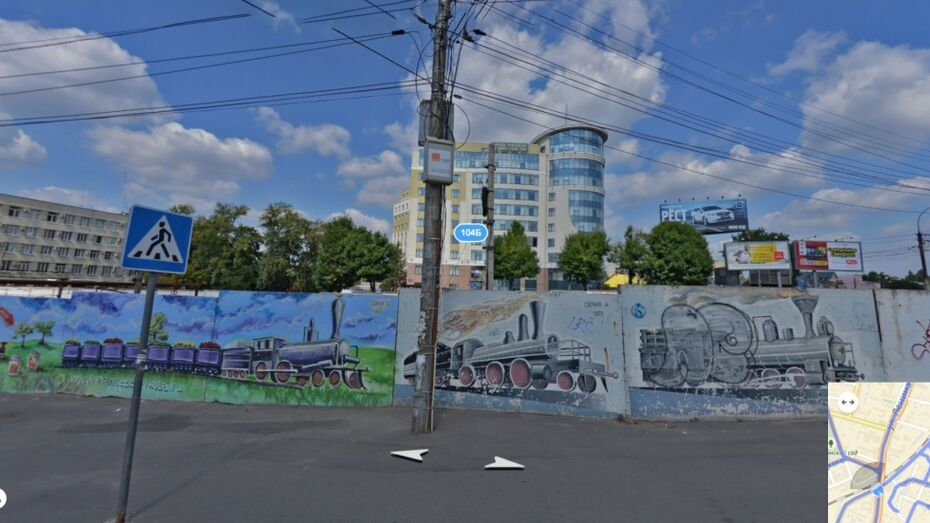 Участники конкурса стрит-арта нарисуют виды Воронежа на стенах города