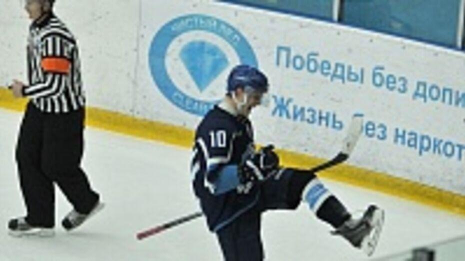 Нападающий воронежского «Бурана» Князев-младший об игре с «Ариадой»: «Выиграли потому, что это был наш матч»