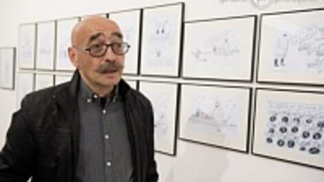 За 50 банок кабачковой икры «мозговед» Андрей Бильжо покажет воронежцам свою Историю болезни