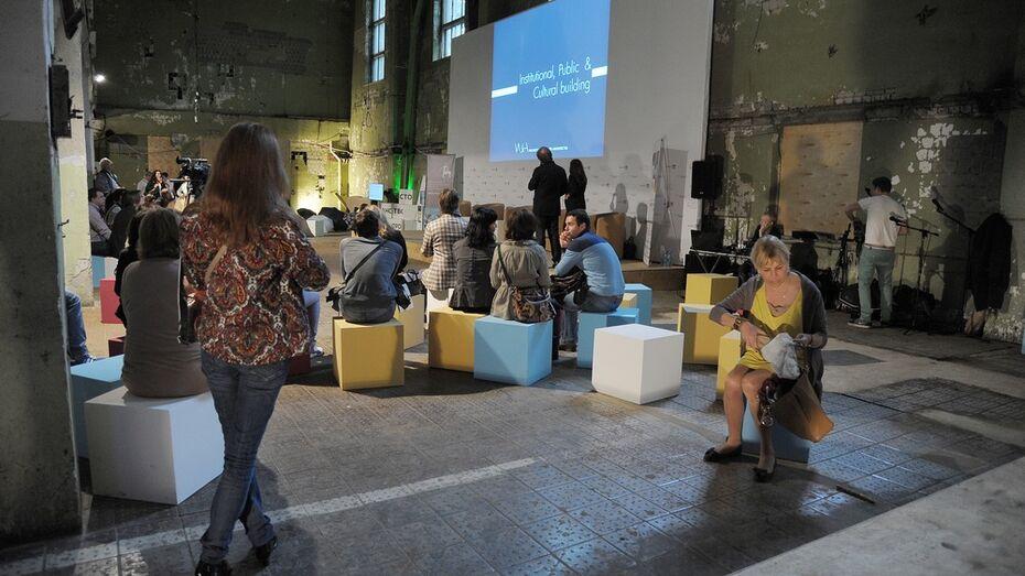 Три выставки Платоновского фестиваля пройдут в старой типографии «Коммуна»