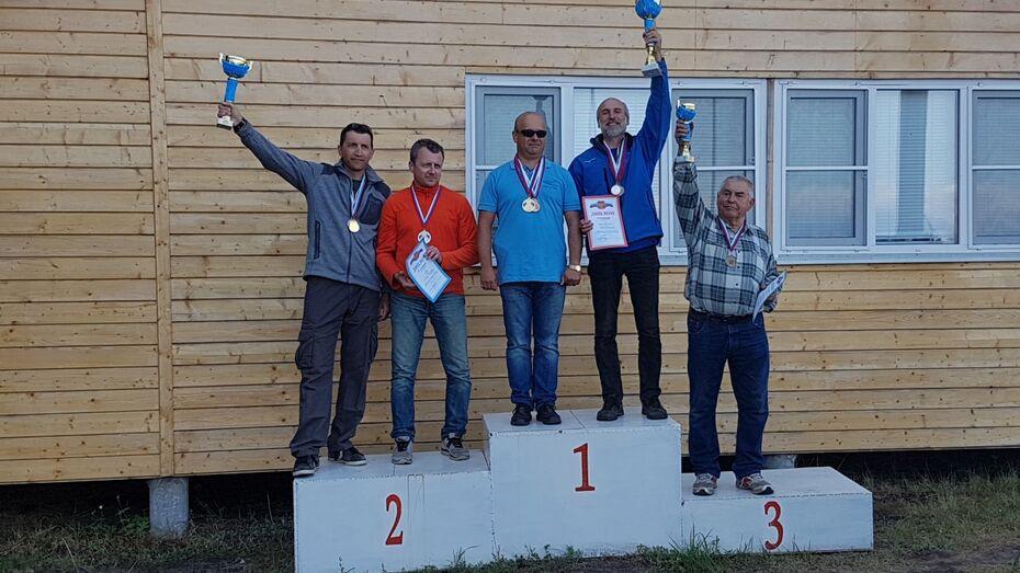 Воронежские планеристы выиграли чемпионат России