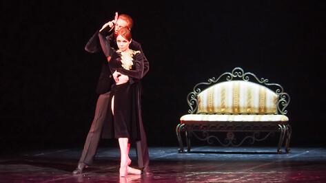 Телепроект «Большой балет» пришел на воронежскую сцену