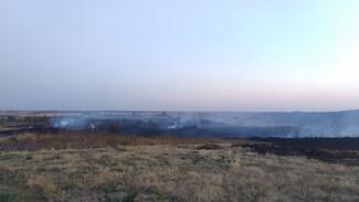 Пожар в селе под Воронежем уничтожил жилой дом