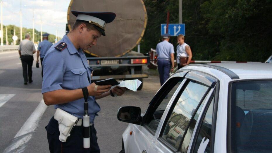 Воронежец получил 1,5 года колонии за нападение на полицейского