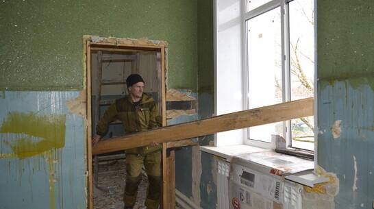 Дом культуры подгоренского села Сергеевка оснастят новым оборудованием и отремонтируют