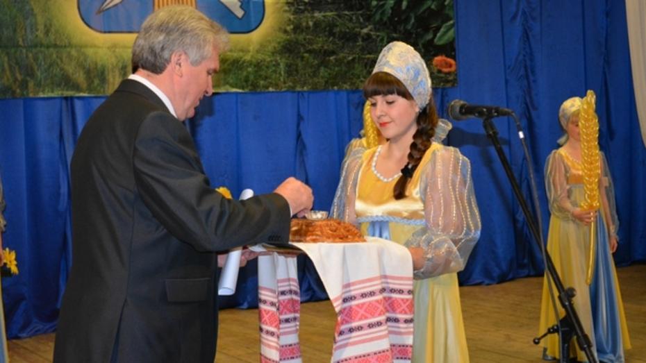 В Петропавловском районе отметили День работника сельского хозяйства