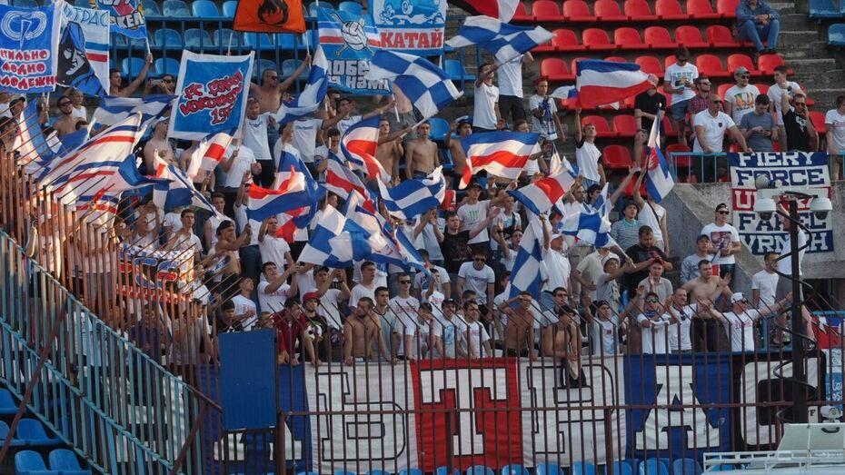Воронежский «Факел» дома одержал первую победу в сезоне