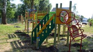 Общественники Богучарского района установят 8 детских игровых площадок