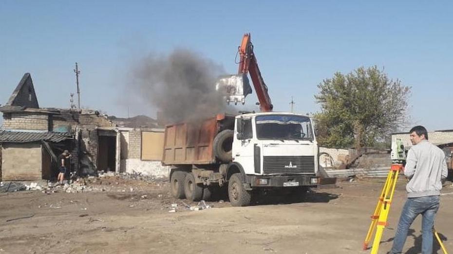 Погорельцы из павловской Николаевки получат компенсацию на ремонт домов