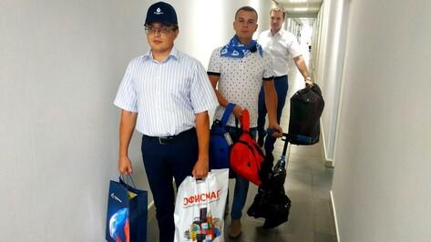 «РВК-Воронеж» в День знаний помог приюту «Покров»