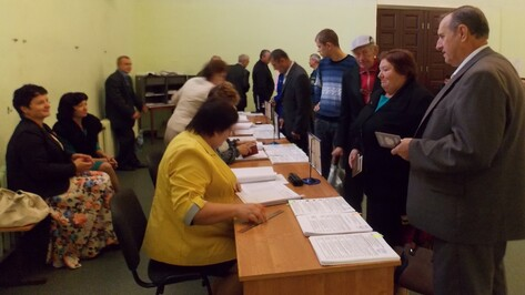 В Панинском районе открылись все 42 избирательных участка