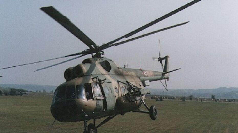 В Конго пропал российский вертолет Ми-8 с пассажирами и грузом