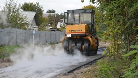 В Богучарском районе на ремонт дорог выделено 50 млн рублей из облбюджета
