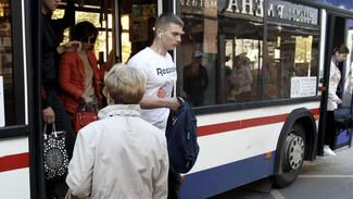 Воронежские маршрутчики передумали бастовать против низкой стоимости проезда