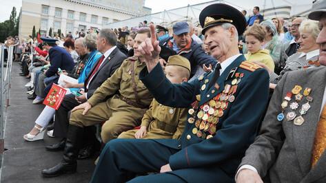 В Воронеже ко Дню Победы купят светодиодный экран с 10-метровой диагональю