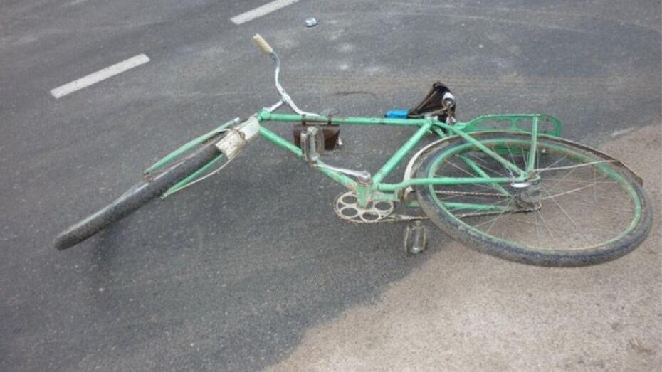 В Воронеже «Газель» сбила 12-летнюю велосипедистку