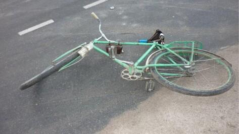 В Эртиле водитель сбил 12-летнего велосипедиста
