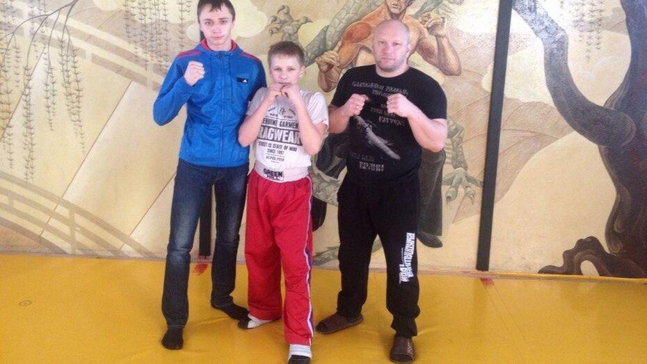 Новоусманский спортсмен занял первое место на Чемпионате России по кобудо