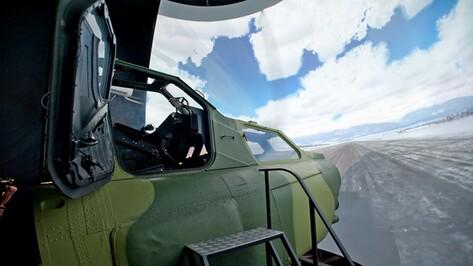 Военные летчики со всей страны учились на тренажерах в воронежской военно-воздушной академии