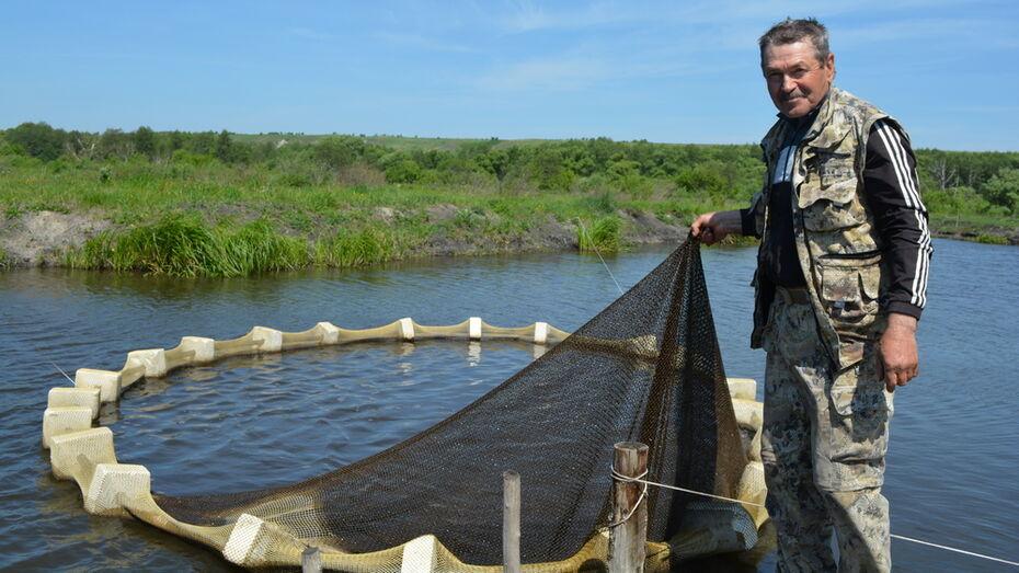 В Нижнедевицком районе разведут лососевую рыбу