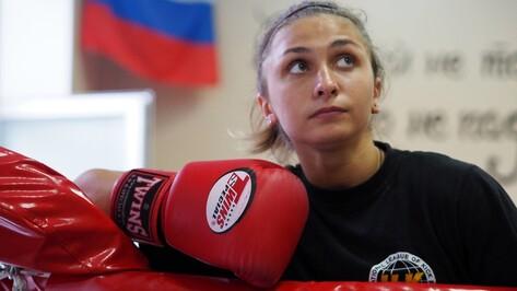 Воронежская спортсменка Татьяна Зражевская сразится за звание чемпионки России по боксу