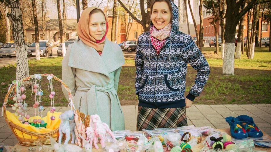 Кризисный центр для матерей-одиночек попросил у воронежцев поделки для масленичной ярмарки