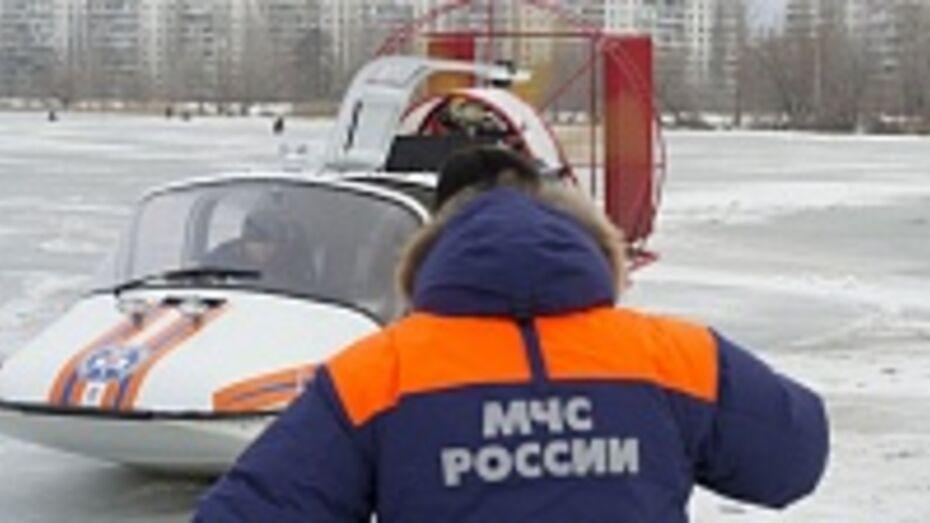 С начала зимы в регионе оштрафованы более 20 водителей, выезжавших на автомобиле на лед