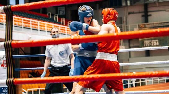 В Нововоронеже стартовало первенство ЦФО России по боксу